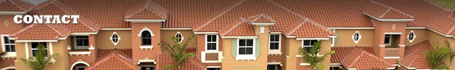 Contact Fort Lauderdale Roofing
